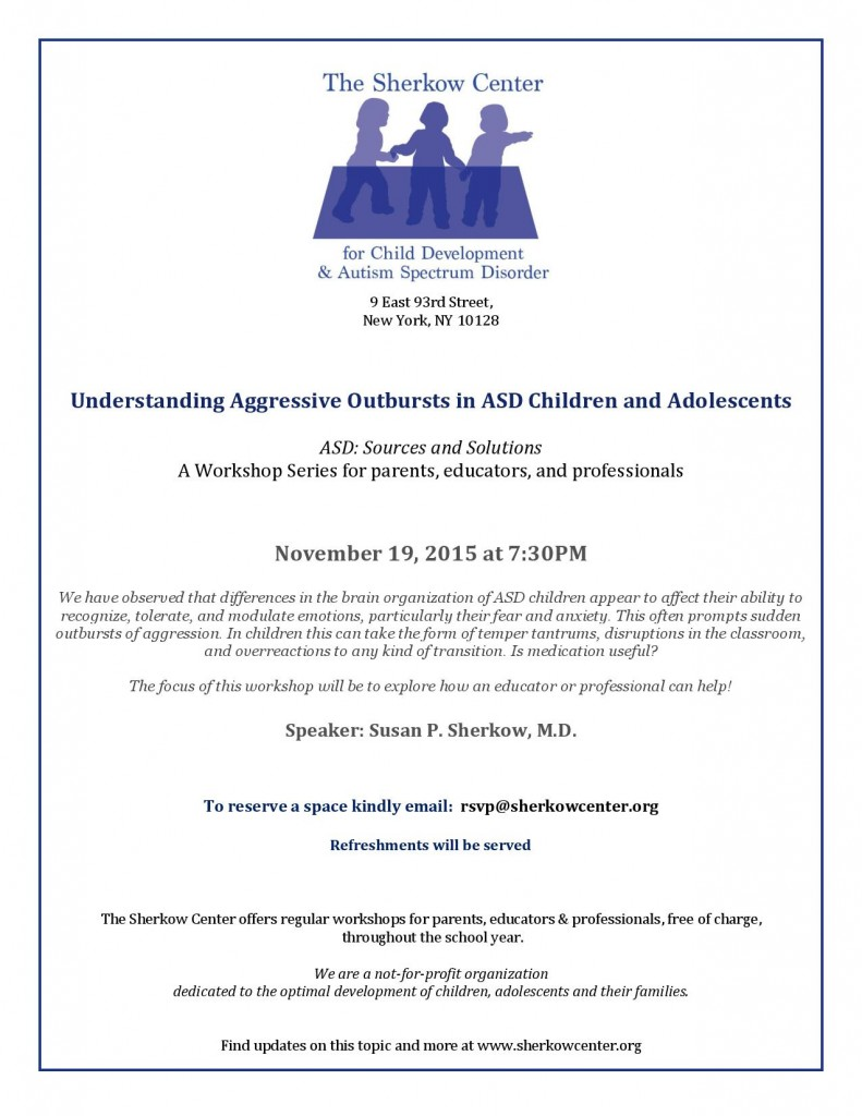 Nov 19 Child Aggression Workshop Flyer-jpg